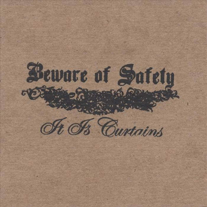 It is Curtains cover art