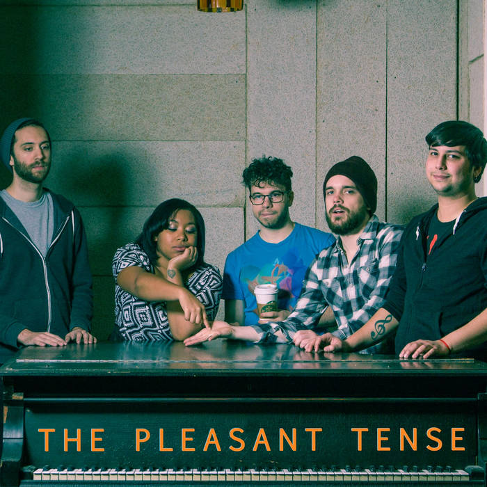The Pleasant Tense cover art