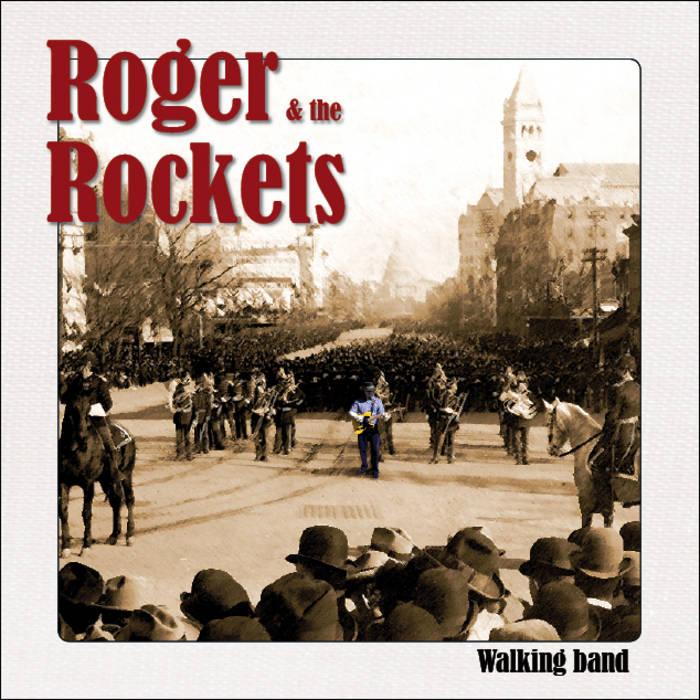 Walking band cover art