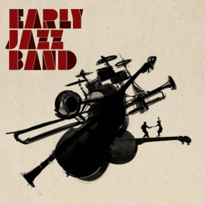 Early Jazz Band cover art