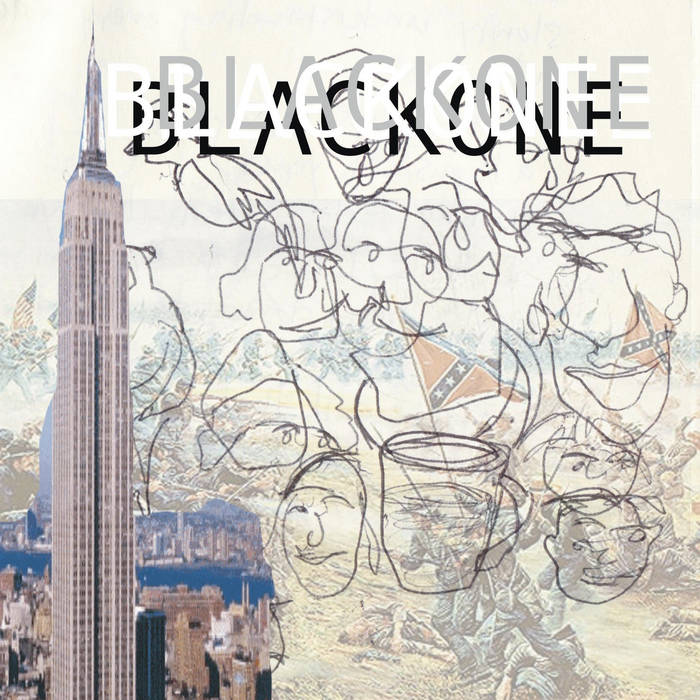 BLACKONE EP cover art