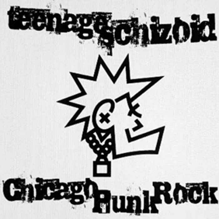 Teenage Schizoid cover art