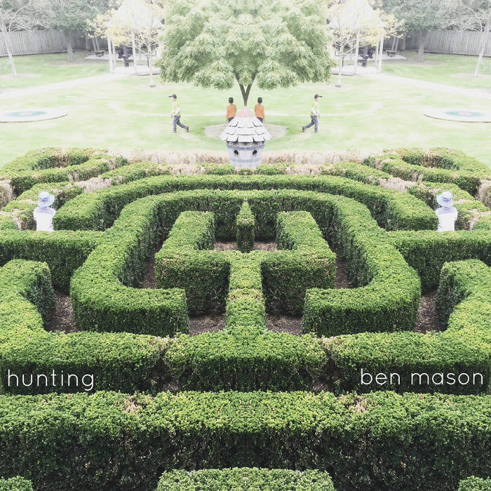 Hunting cover art