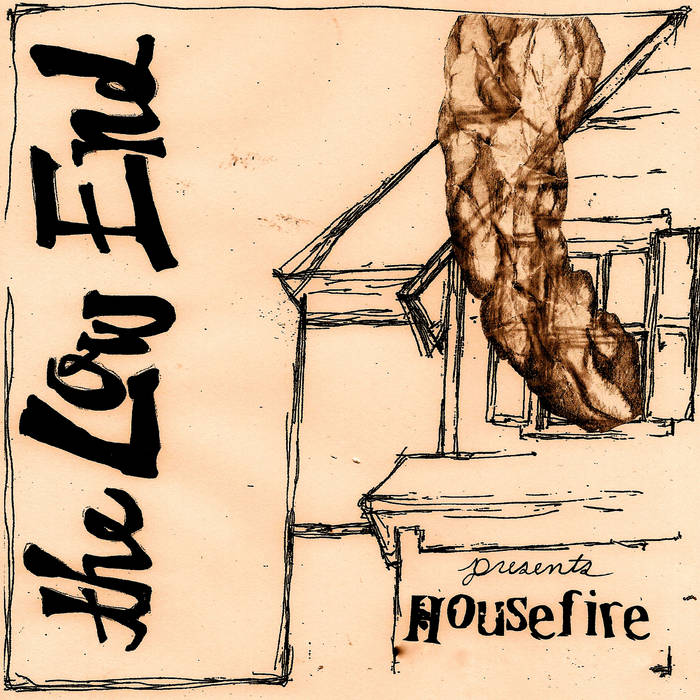Housefire cover art