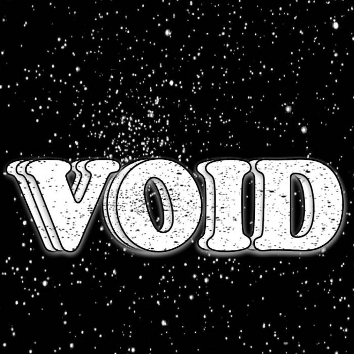 VOID (single) cover art