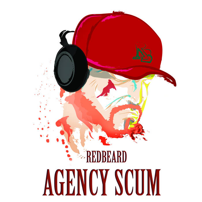 Redbeard - Agency Scum cover art