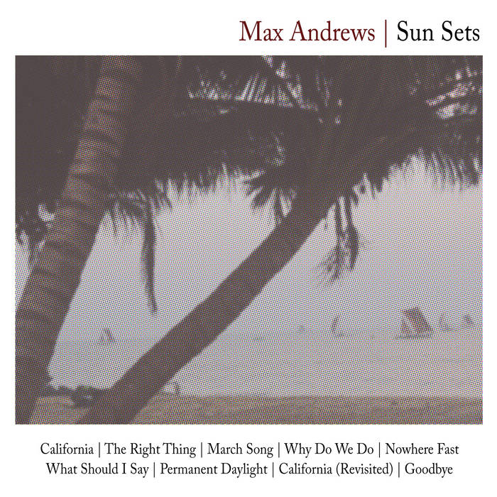 Sun Sets cover art