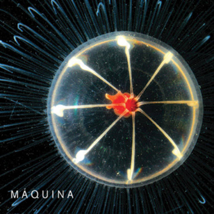 Máquina cover art