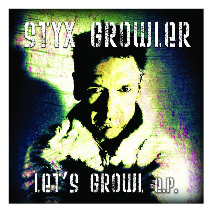 Let's Growl e.p. cover art
