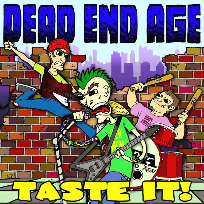 Taste It cover art
