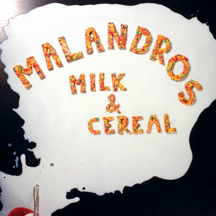 Milk & Cereal cover art