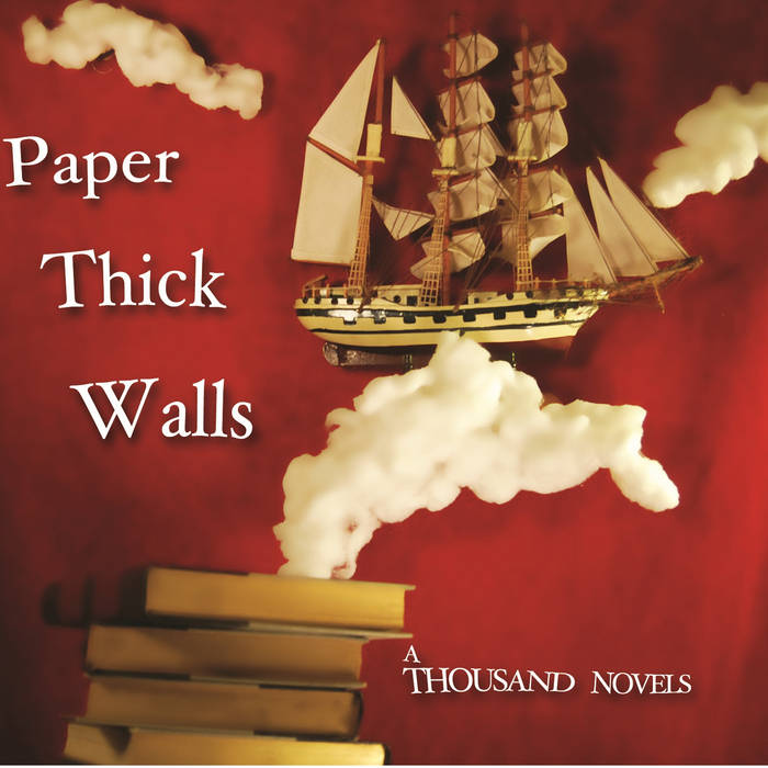 A Thousand Novels cover art