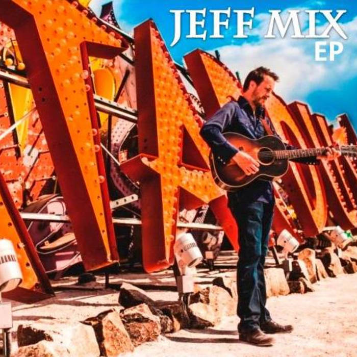 Jeff Mix EP cover art
