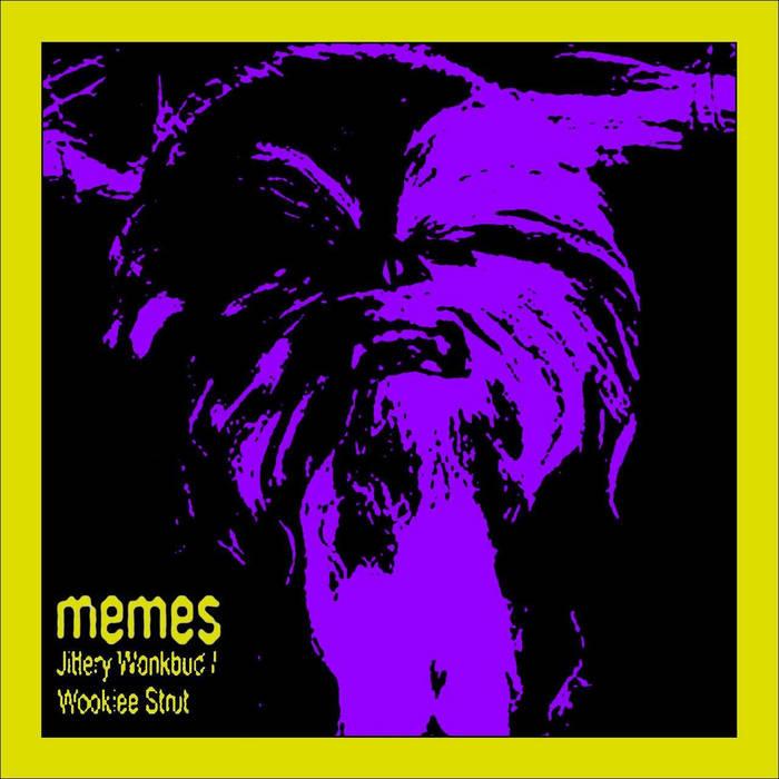 Jittery Wonkbud / Wookiee Strut cover art