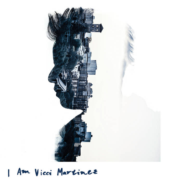 I Am Vicci Martinez cover art