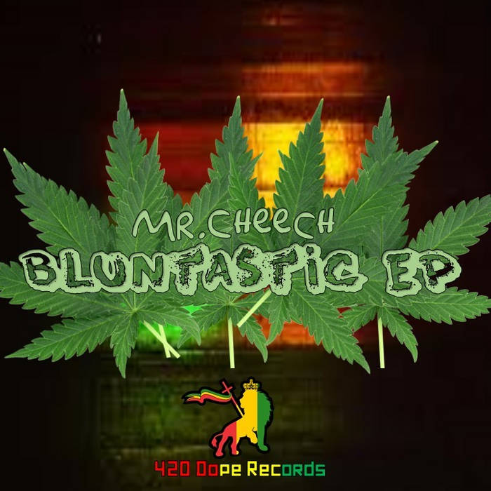 Bluntastic cover art