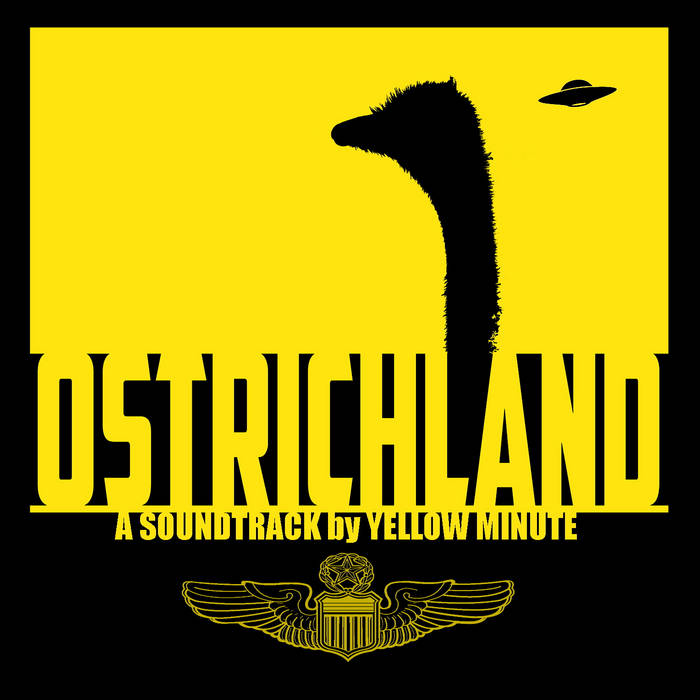 Ostrichland Soundtrack cover art