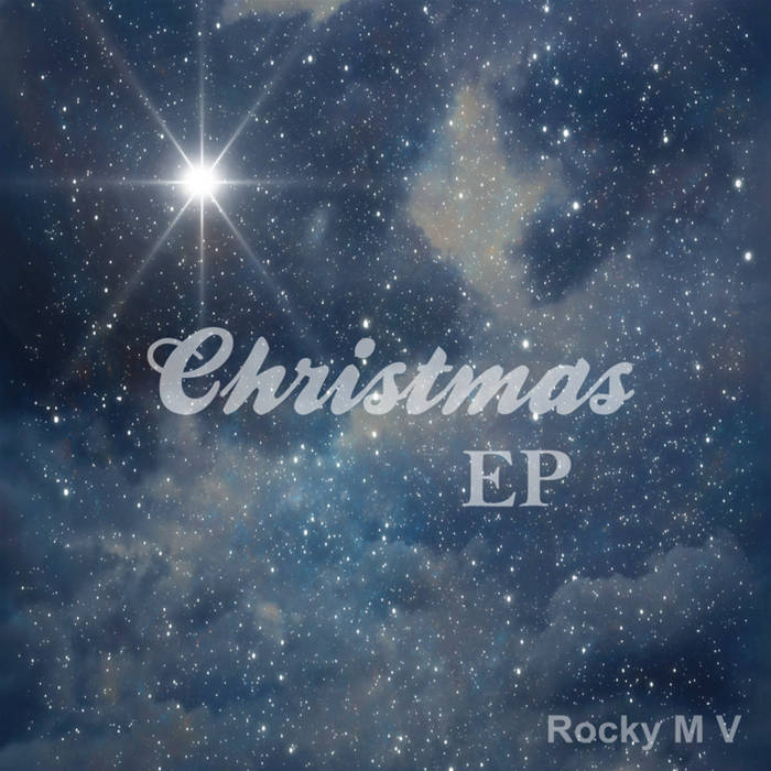 Christmas EP cover art