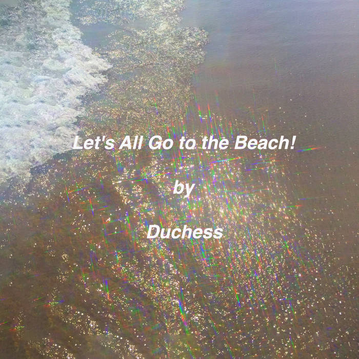 Let's All Go to the Beach! cover art