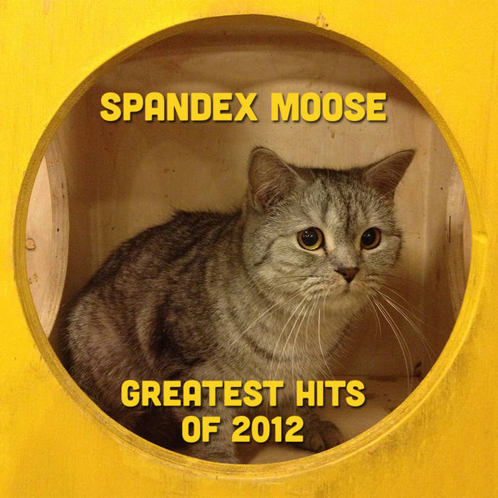 Greatest Hits of 2012 cover art