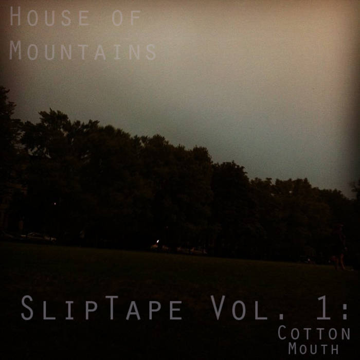 SlipTape Vol. 1 - Cotton Mouth cover art