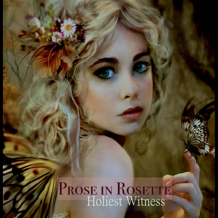 Holiest Witness cover art