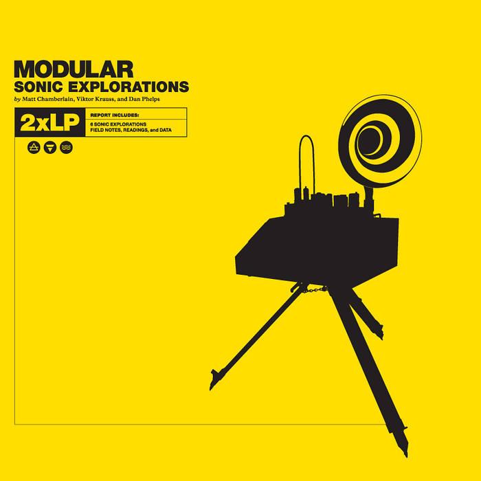 MODULAR cover art