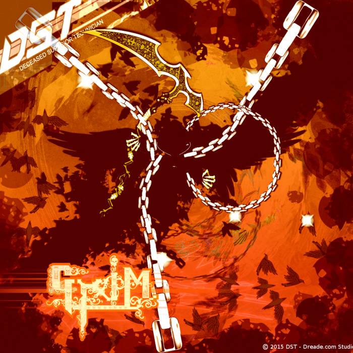 Grim cover art