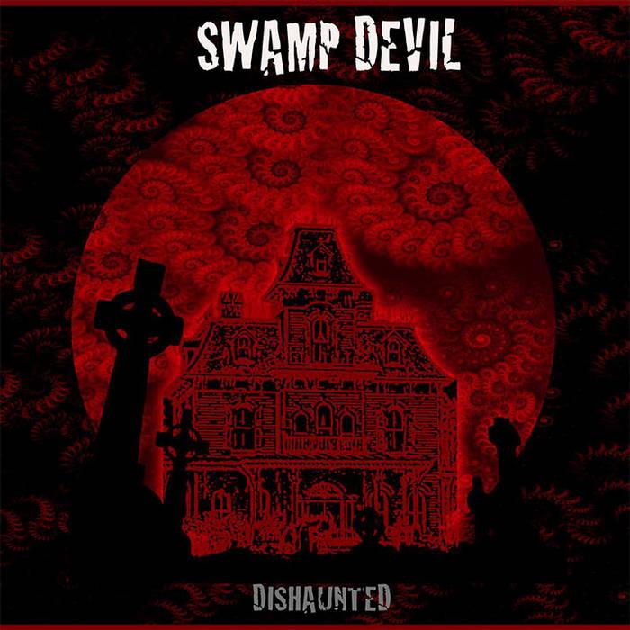 Dishaunted EP cover art