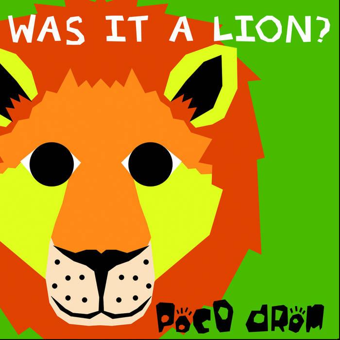 Was it a lion? cover art