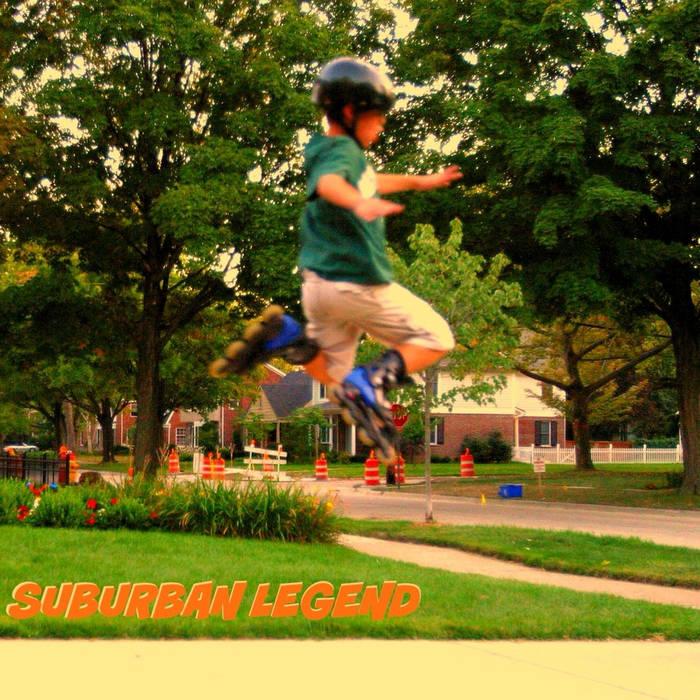 Suburban Legend cover art