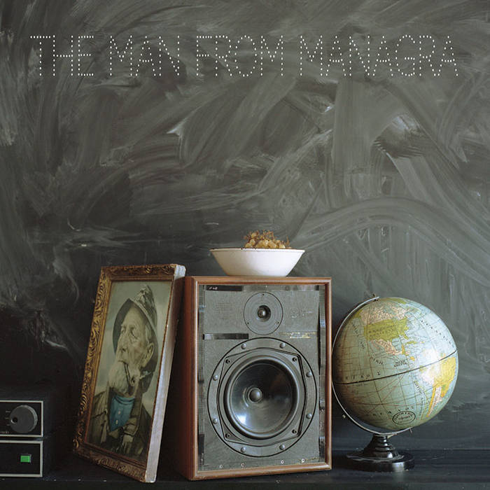 THE MAN FROM MANAGRA cover art