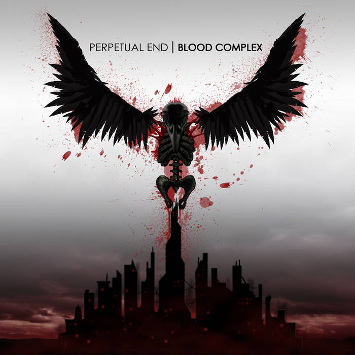 Blood Complex cover art
