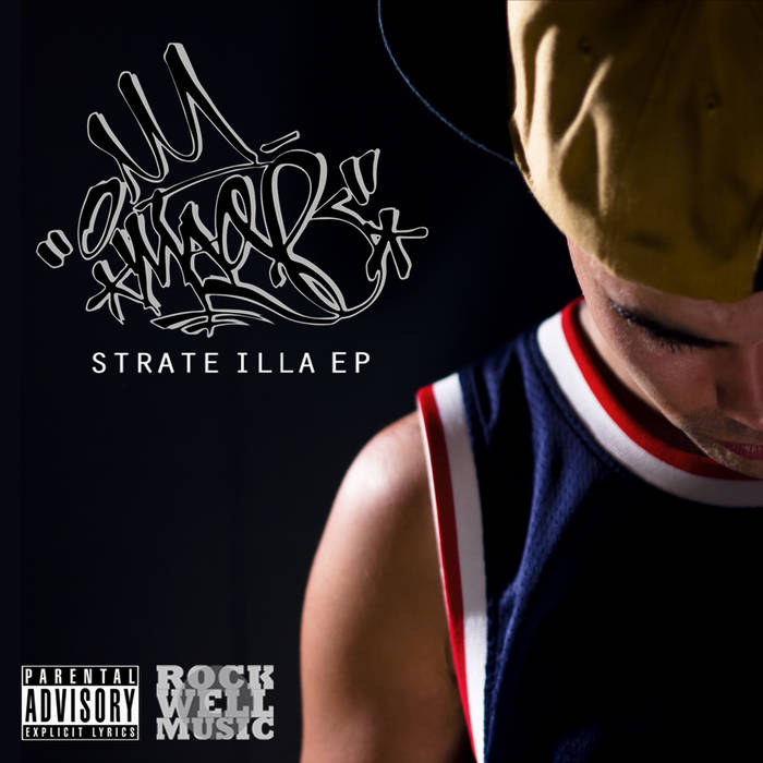 Strate illa EP cover art