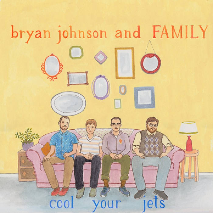 Cool Your Jets cover art