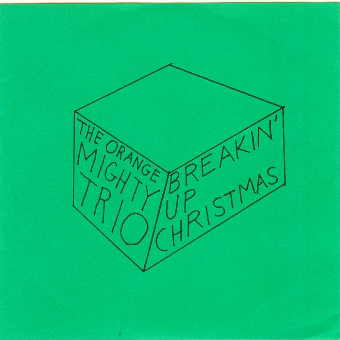 Breakin' Up Christmas cover art