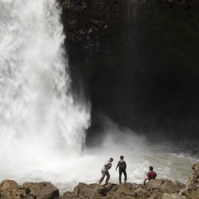 Ghion Falls cover art