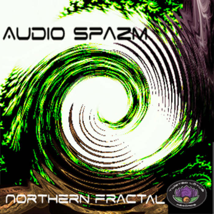 Audio Spazm - Northern Fractal cover art