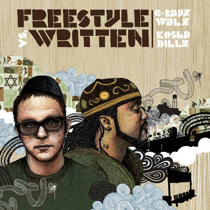 Freestyle vs. Written cover art