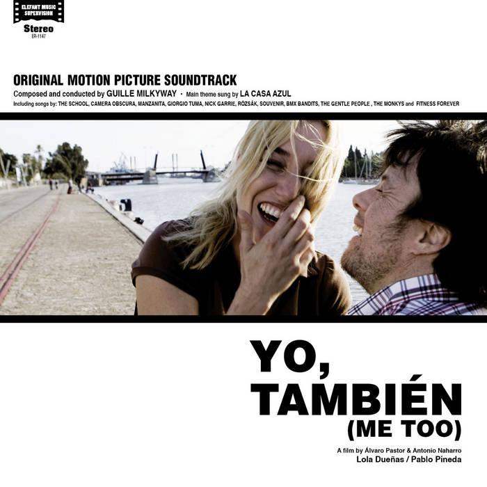 Yo También [Me Too] cover art