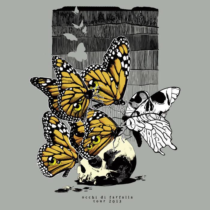 Occhi di Farfalla 2013 cover art