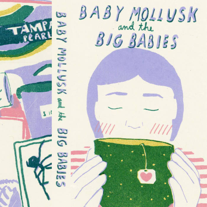Baby Mollusk & The Big Babies cover art