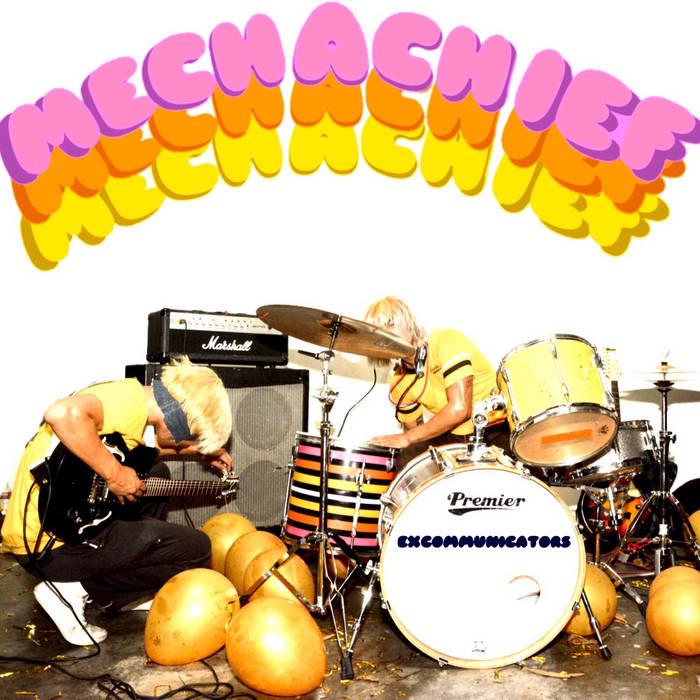 Excommunicators cover art