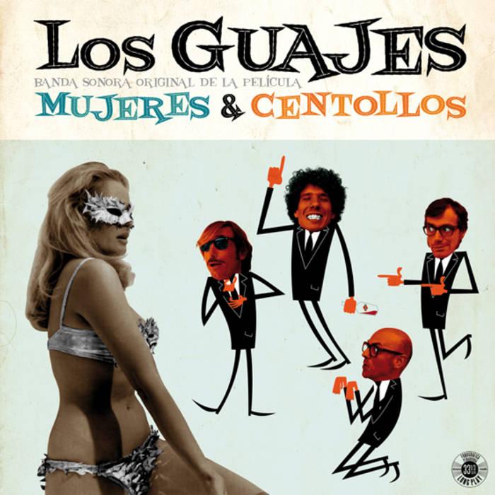 Mujeres y Centollos cover art