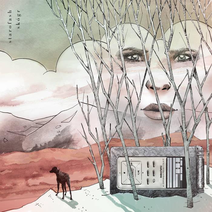 skógr cover art