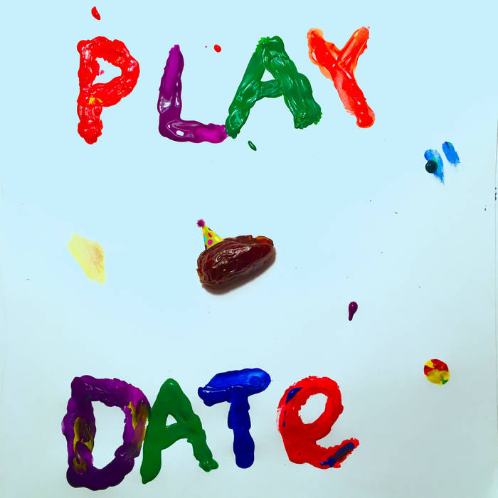 Play Date EP cover art