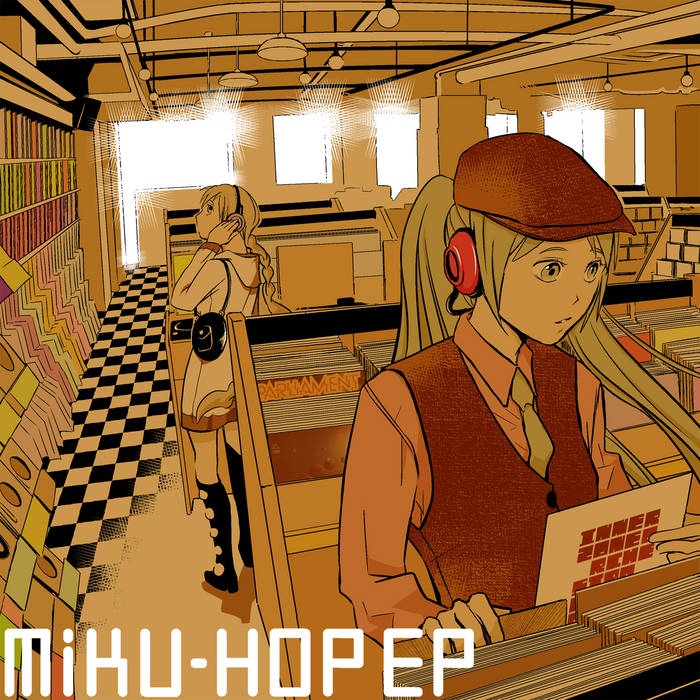 【OMOIDE-38】MIKUHOP EP cover art