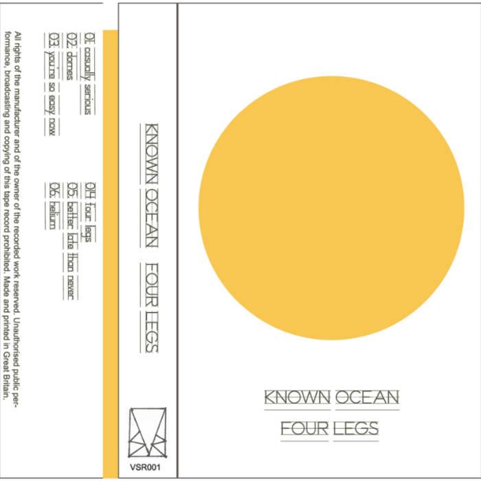Four Legs cover art