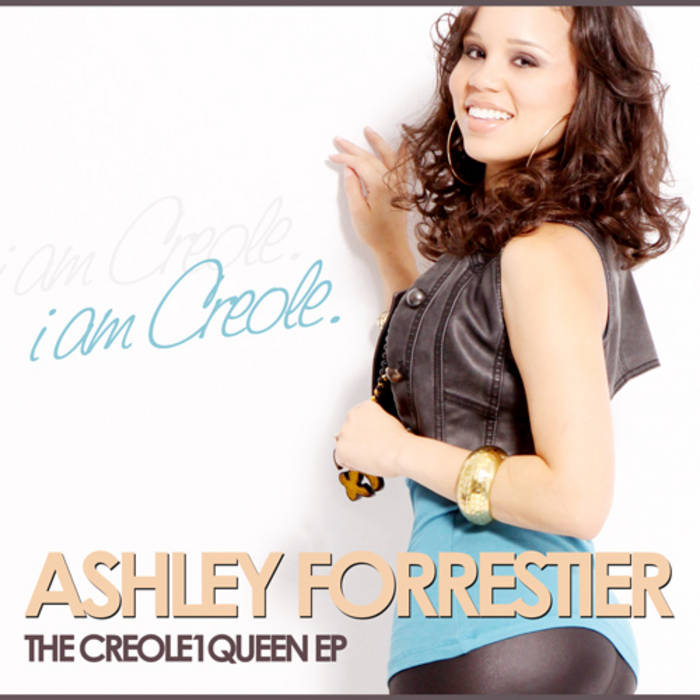The Creole1Queen EP cover art