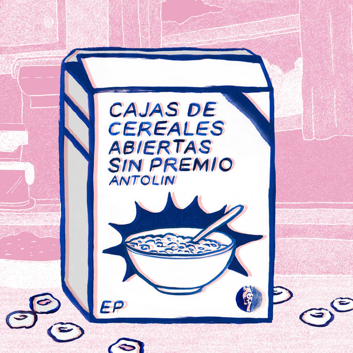 Cajas de cereales abiertas sin premio cover art